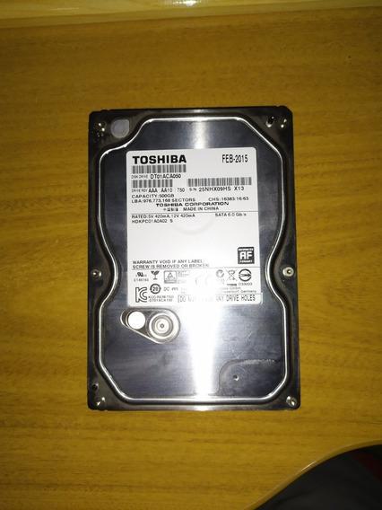 Disco Rígido Toshiba 500 Gb