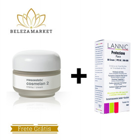 Cosmelan 2 + Bb Cream Lannic