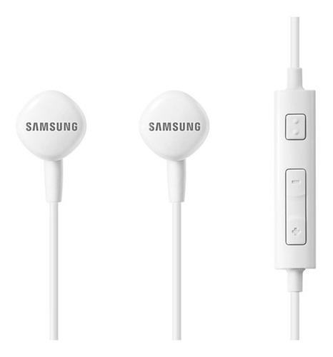 Audifonos Auriculares De 3.5mm Blanco Acce Samsung