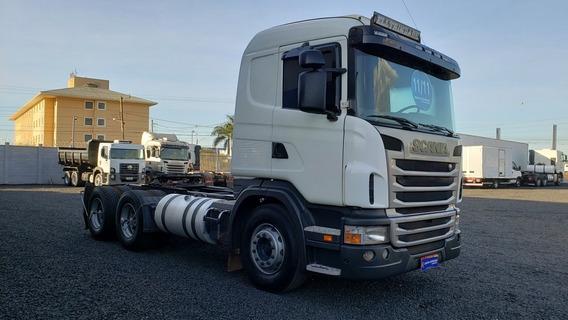 Scania G/420 6x4 2011
