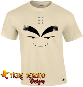 Playera Anime Dragon Ball Krillin By Tigre Texano Designs