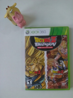 Dragon Ball Z Budokai Hd Collection Xbox 360 Garantizado