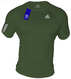 Camiseta Licra Fria Slim Fit Uv