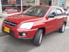 Vendo Camioneta Kia New Sportage Modelo 2010 Full Equipo