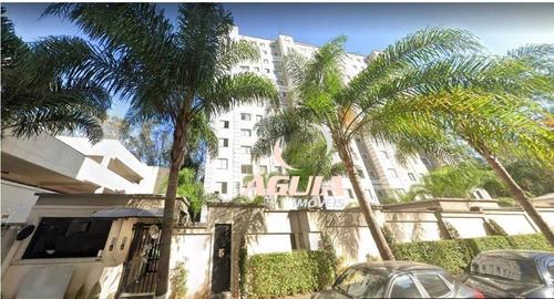 Apartamento Com 2 Dormitórios À Venda, 48 M² Por R$ 220.000,00 - Parque São Vicente - Mauá/sp - Ap2348