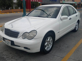 Mercedes Benz Clase C 1.8 200 Kompressor Avantgarde At 2003