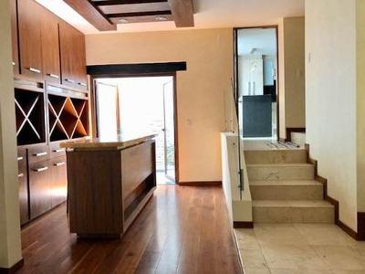 Reestrene Casa Equipada En Condominio En San Angel