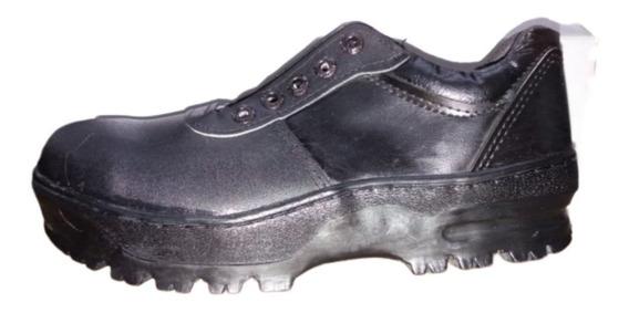 Zapatos Suela Febo Talles 38 Al 46 Trabajo Primera Calidad