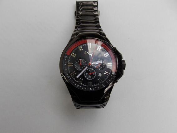 Reloj Puma Deportivo Con Cronos