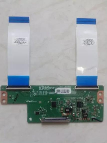 Placa Tcon Tv Panasonic Tc-49cs630b 6870c-0532b (seminova).