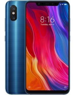 Xiaomi Mi 8, 128gb, 6gb Ram, Capa+película, Envio Hoje