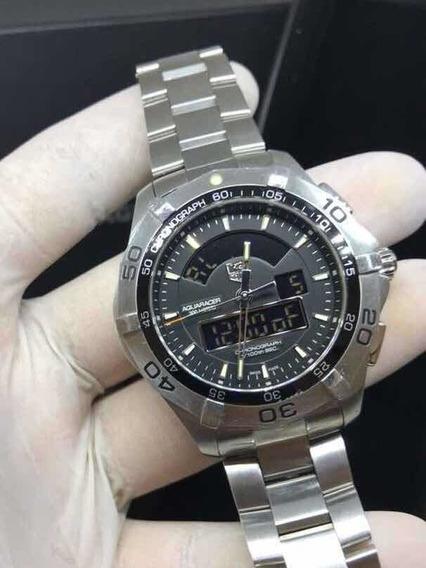 Relógio Tag Heuer Aquaracer Chronotimer! Lindo Modelo!!