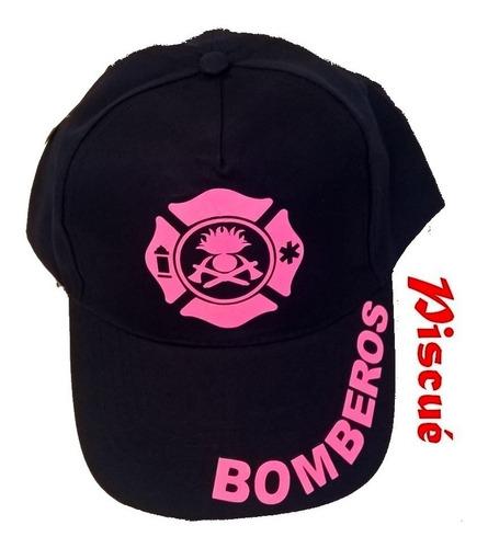 Gorra Estampada Para Bomberos - Modelo 6 -