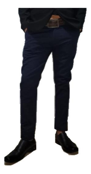 Pantalon De Vestir Corte Chino Elastizado Envios Con Normali