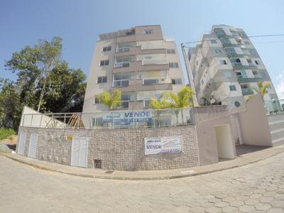 Apartamentos Novos Residencial Maria Rita, Contendo 2 Dormitórios (1 Suíte), 1 Vaga, Piso Porcelanato E Demais Dependências. - 3574756
