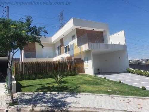 Sobrado 3 Suítes Condomínio Clube Vivva Em Jacareí Sp - Alto Padrão - 904