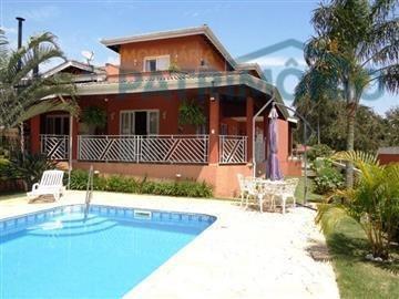 Casa Residencial À Venda, Loteamento Fechado Shamballa I, Atibaia. - Ca0131