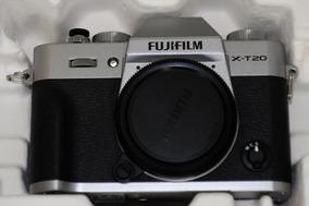 Fujifilm X-t20 Xt20 Mint - Não É Xt1, Xt2, Xt3