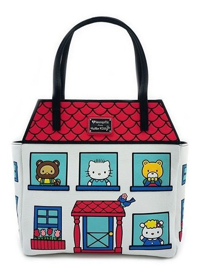 Bolsa Hello Kitty Sanrio Kawai Original Hot Topic Loungefly