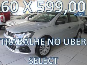 Volkswagen Voyage 1.6 Completo Entrada + 60 X 599,00 Fixas