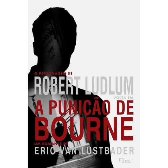 Livro - A Punição De Bourne
