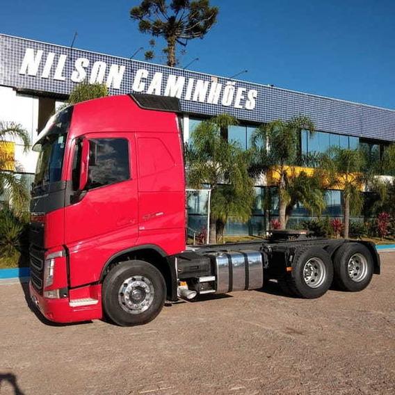 Volvo Fh 460, 6x2, 2018 Nilson Caminhões 0460