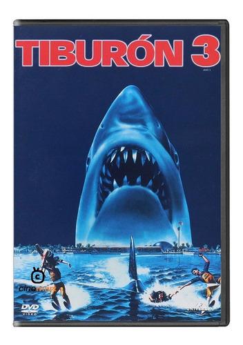 Tiburon 3 Dennis Quaid Pelicula Dvd