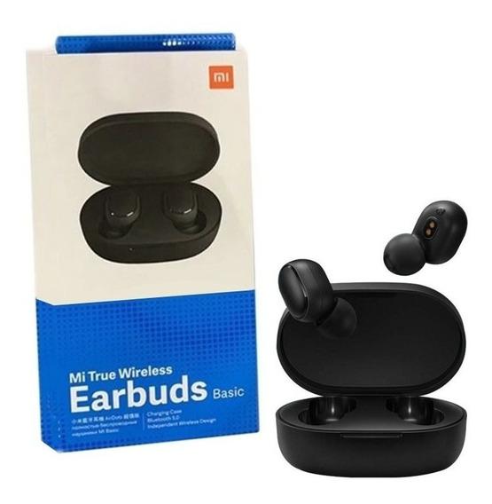 Fone De Ouvido Xiaomi Airdots/earbuds - Original