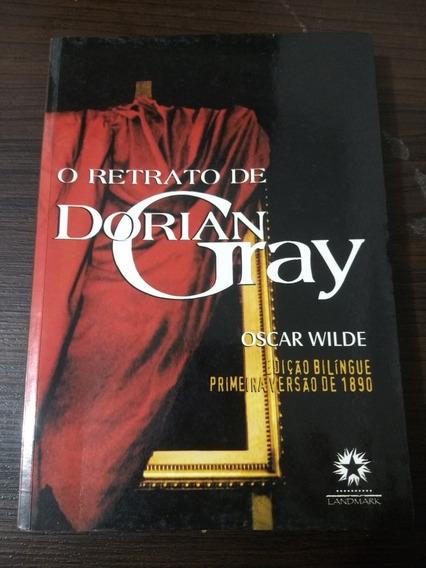 O Retrato De Dorian GrayOscar Wilde Edição Bilingue
