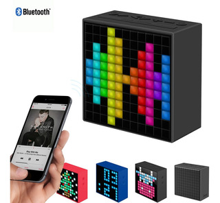 Parlante Bluetooth Portátil Divoom Timebox iPhone Android Mn