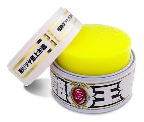 Imagen 1 de 2 de The King Of Gloss Cera White Cleaner Soft99 Made In Japan