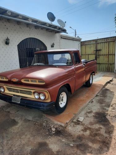 Chevrolet Apache Apache De 1959 Antigua