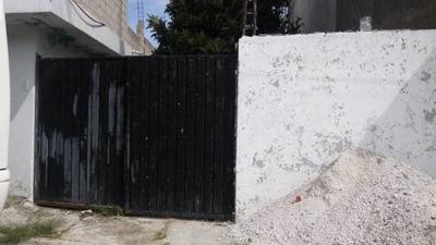 Se Vende Terreno Con Construcción Zona 11 Sur A Unas Cuadras De Estación Metro Bus Azaleas