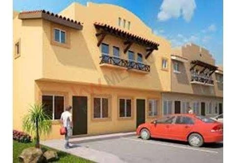 Rento Casa En Privada Molinar Real Amalfi, En Playa Del Carmen, Quintana Roo, Mexico.