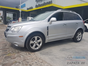 Chevrolet Captiva 3.0 Lt Piel At 2014 Sjr