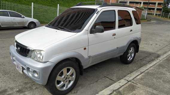 Toyota Terios Año 2006 Sincronica 4x4