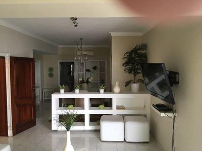 Se Alquila Bello Apartamento Amoblado Y C/a/a En Evaristo 3h