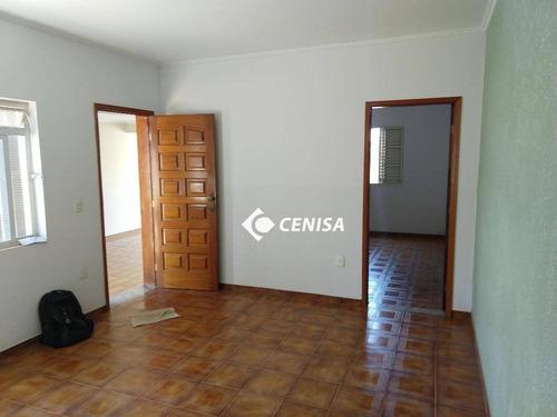 Imagem 1 de 17 de Casa Com 2 Dormitórios À Venda, 134 M² Por R$ 495.000,00 - Centro - Indaiatuba/sp - Ca2456