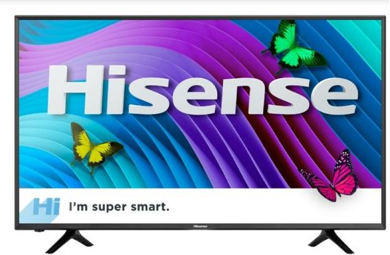 Televisor Smart Tv 50 Hisense H6 Nuevo Hogar Electronica