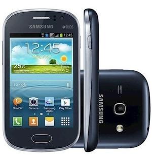 Samsung Galaxy Fame S6810 Azul