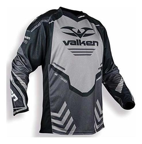 Camiseta De Paintball Valken Paintball Agility V17