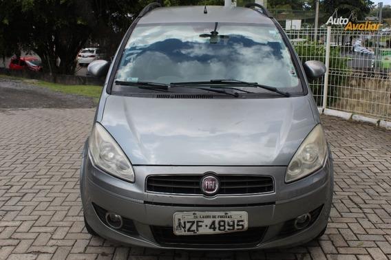 Fiat Idea 1.4 Attrative Completa 2012
