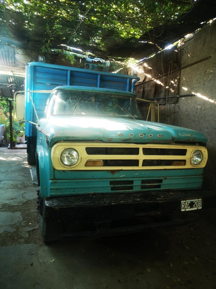 Dodge 400 Con Motor 800