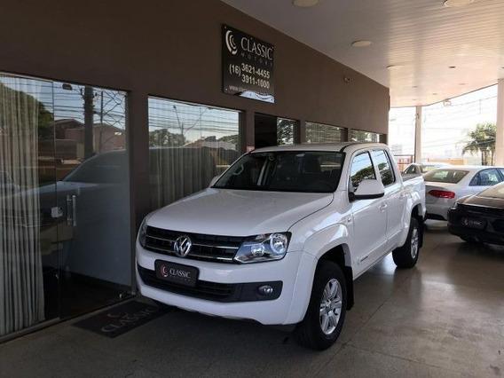 Volkswagen Amarok Trendline Cd 4x4 2.0 16v Tdi Bitu..fjf6878