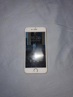 iPhone 6 Usado 16gb 63% Bateria