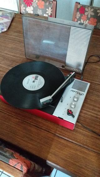 Vitrola Telefunken Sompop Anos 70