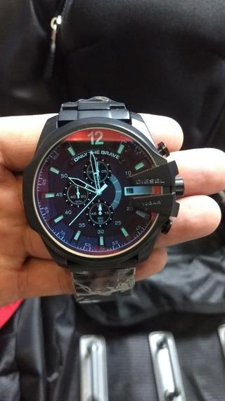 Relógio Diesel Camaleão 100% Funcional A Prova D