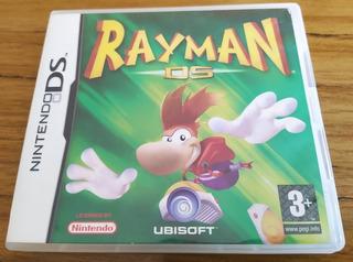 Rayman Ds Único! Importado En Español Con Caja