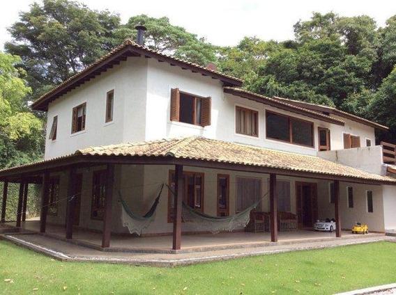 Casa Com 4 Dormitórios Suítes À Venda, 380 M² Por R$ 1.100.000 - Granja Carneiro Viana - Cotia/sp - Ca1782