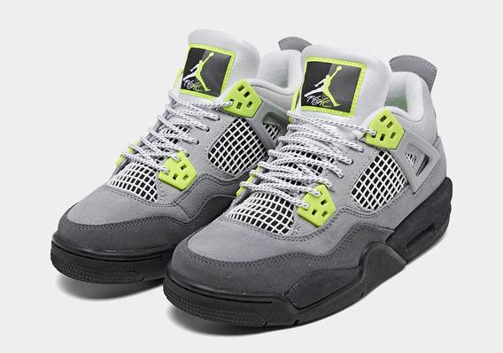 Nike Jordan Retro 4 Se Neon 95